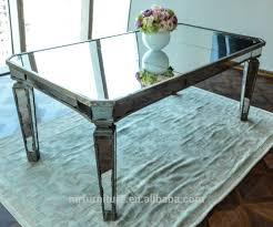 Mirrored Dining Room Furniture Antique Mirrored Dining Table Buy Wooden Frame Mirror Dining
