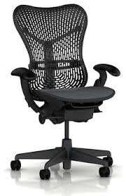 Office Furniture Herman Miller by Mirra Chair In Graphite Triflex By Herman Miller Contemporary