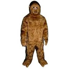 Bigfoot Halloween Costumes Jungle Mascot Costumes Sale Mascotclub