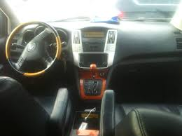 lexus rx330 nairaland lexus rx330 8month used autos nigeria