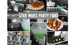 wars party wars party food clean and scentsible