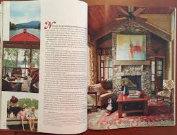 country home magazine lake james custom homes