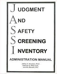 independent living scales manual judgement u0026 safety screening inventory tbi national resource center