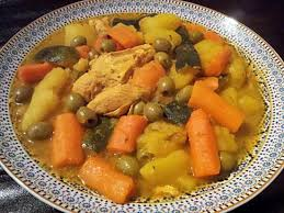 recette cuisine simple et rapide recette de marka plat marocain