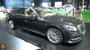 2018 mercedes benz s 600 exterior and interior automobile