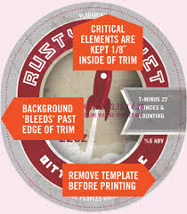 grogtag design your own label with our beer bottle label templates