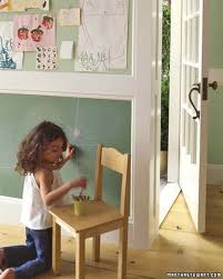 chalkboard paint home helpers martha stewart materials