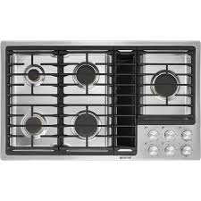Downdraft Cooktops Luxury Cooktops High End Designer Gas Electric Cooktops Jenn Air