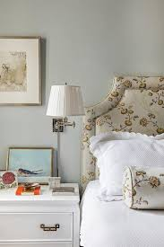 Swing Arm Wall Sconces For Bedroom White Lacquer Chinoiserie Nightstand With Swing Arm Sconce