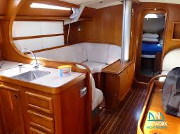 jeanneau sun legende 41 1987 cruising yacht for sale in lefkas