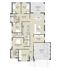 Sorrento Floor Plan Home Designs In Australia