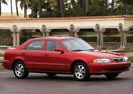 mazda car ratings 2002 mazda 626 crash test ratings