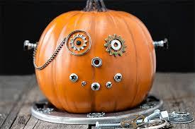 diy steampunk pumpkin steam punkin live laugh rowe