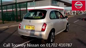 nissan micra active india 2008 nissan micra active luxury 1 4l porcelain ey58txb for sale at