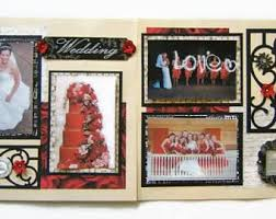 wedding scrapbook pages scrapbook pages premade wedding scrapbook layouts 12x12