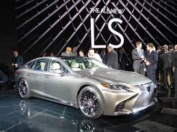 lexus toronto auto show detroit auto show here u0027s what u0027s coming to a showroom near you