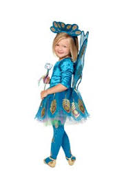 Child Peacock Halloween Costume Fashion Choices Kids U0027 Wardrobes