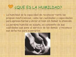 imagenes catolicas de humildad la humildad