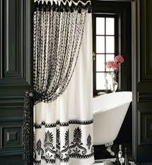 bathroom engaging luxury shower curtain ideas bathroom luxury