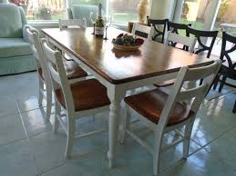 Painted Kitchen Tables Kitchen Table What Kind Of Paint To Use On Kitchen Table How To