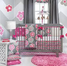Nursery Decor Sets Dreaded Grey And Pink Bedding Sets Wonderful Baby Nursery Decor