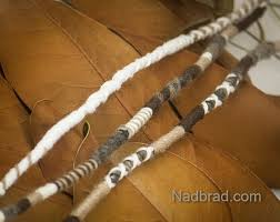 boho hair wrap hair wrap extension set boho hair charmshippie by nadbraddesigns