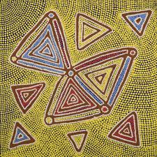 blues and greens u2013 australian aboriginal art online u2013 aboriginal