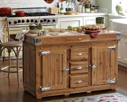 wooden kitchen islands the berthillon kitchen island