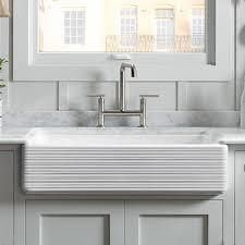 cheap farmhouse kitchen sink farmhouse apron kitchen sinks kitchen sinks the home depot