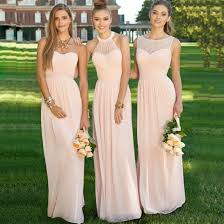 cheap bridesmaid dresses navy light pink bridesmaid dresses 2017 halter pleat