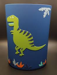 circo target dino dinosaur wastebasket trash can kids children