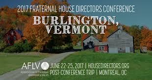 fraternal house directors conference registration association