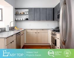 wooden kitchen pantry cupboard china european high quality laminated mdf teek birch wood