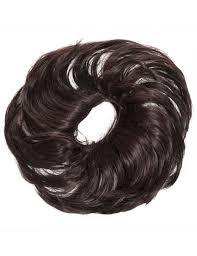 hair scrunchie new wavy synthetic hair scrunchie elastic band hair
