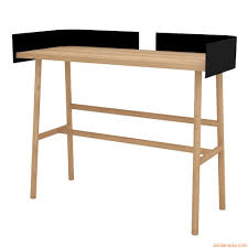 Schreibtisch In Schwarz B Desk Schreibtisch Universo Positivo Aus Holz Mit Elementen Aus