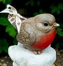 robin ornament ebay