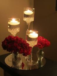 Wedding Centerpieces Floating Candles And Flowers by Best 25 Floating Candle Holders Ideas On Pinterest Floating