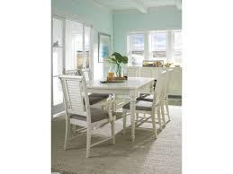 broyhill furniture seabrooke turned leg dining table hudson u0027s