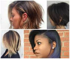 bob hairstyle ideas bob hairstyles for all hair types for 2018 haircuts hairstyles