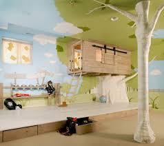 bedroom unusual design ideas of cool kid bedroom with tree house