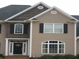 Mobile Home Exterior Makeover by Vinyl Siding Color Combinations Examples Mobile Home Exterior