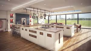 bespoke kitchen for a polo loving family extreme design