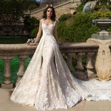 bohemian brautkleid bohemian lace mermaid wedding dresses 2017 dress robe