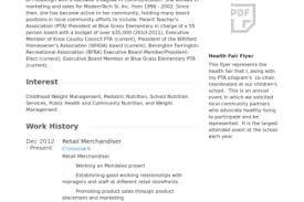Visual Merchandising Resume Sample by Retail Visual Merchandiser Resume Sample Visual Merchandiser