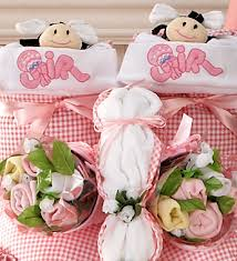 1800 gift baskets new girl newborn gift basket