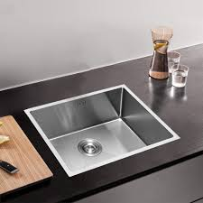 Sink Spanish Translation by 45 40cm Undermount Stainless Steel Kitchen Sink Single Bowl Hand