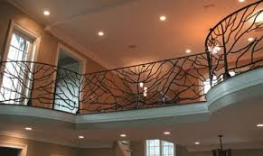 custom metal handrail designs for staircases u0026 balconies