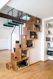 furniture amazing under stairs storage with sliding design
