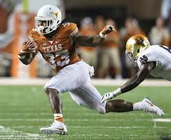 foreman chasing ghosts carrying load for longhorns san antonio
