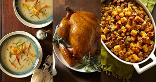 typical thanksgiving menu 10 celebrity chef thanksgiving recipes what celeb chefs cook on